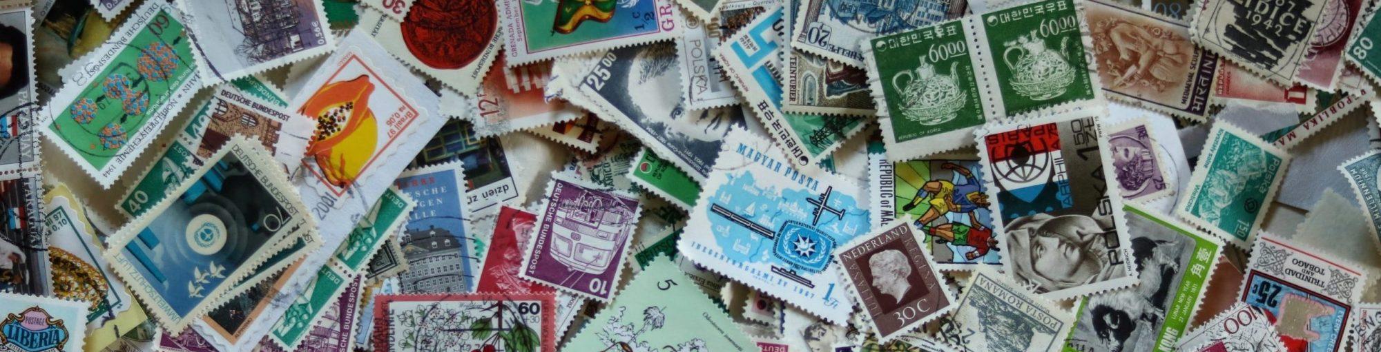 Postzegel Vereniging  De Post-Hoorn